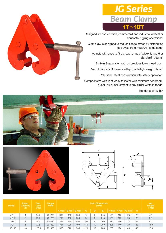 Beam-clamps-JG-Series-Specs