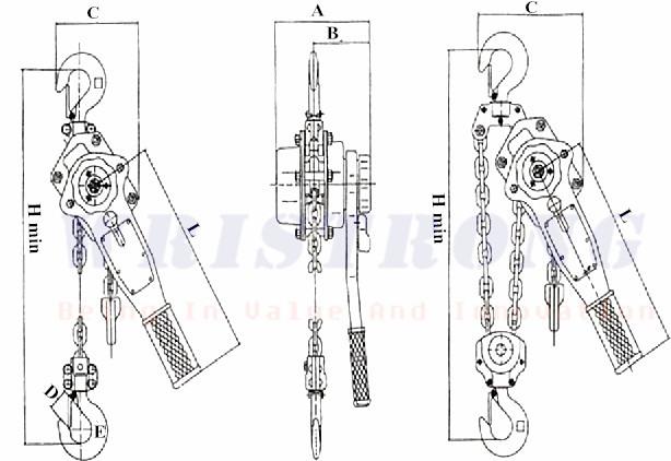 Ratchet-lever-block-hoist-HSHD-ILLU