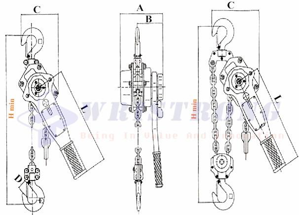 Ratchet-lever-block-hoist-HSHE-Illu