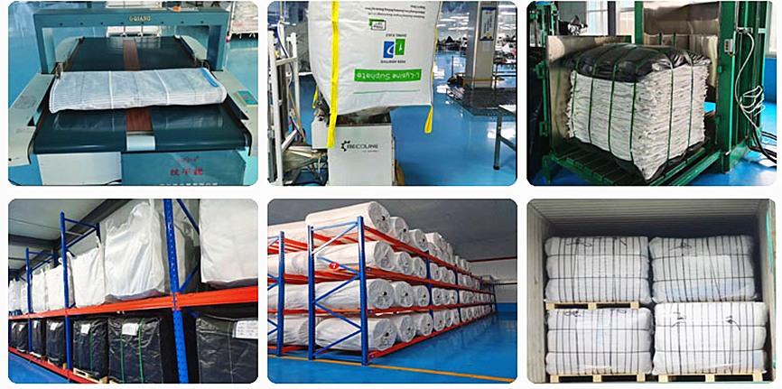 Production Process of Panier Lifting Slings-FIBC BAGS-BULK BAGS-JUMBO BAGS