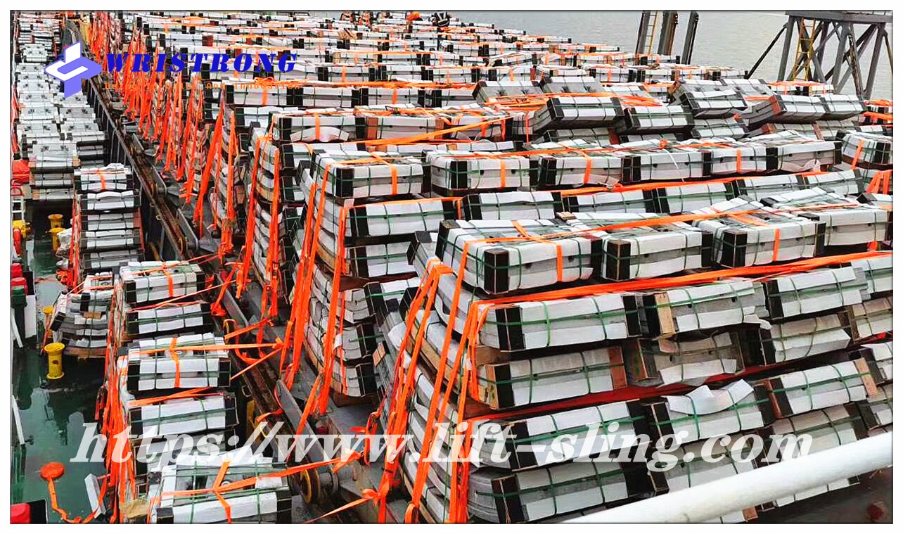 China-wristrong-ratchet-straps-projects-shanghai-yangshan-port