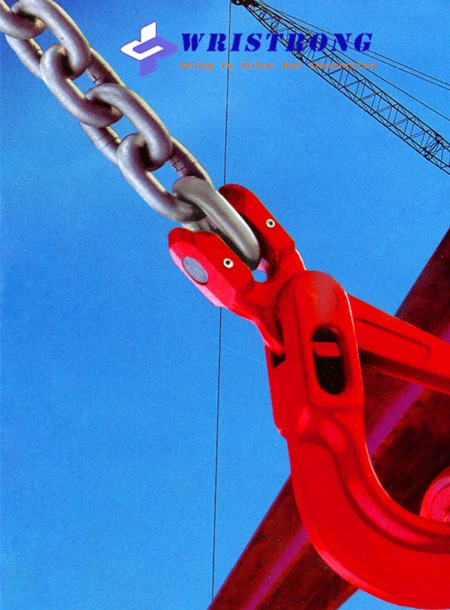 European Standard EN 818-2 of Short Link Chains For Lifting Purposes