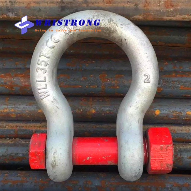 WLL-35t-SAFETY-BOLT-ANCHOR-SHACKLES