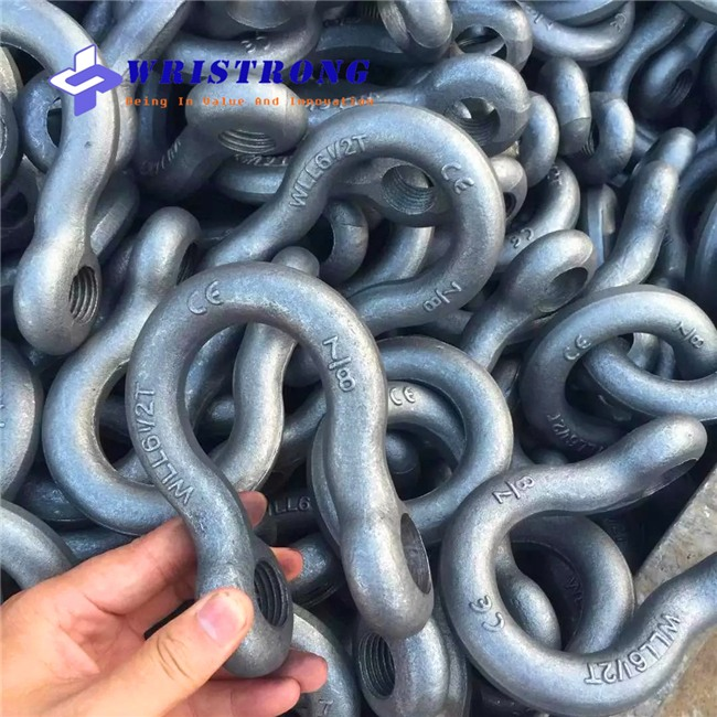 WLL-6.5t-SAFETY-BOLT-ANCHOR-SHACKLES