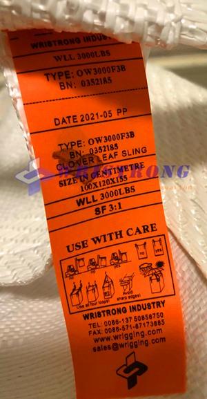 wristrong-clover-leaf-slings-label